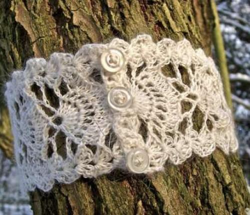 Crochet Choker - Free Pattern