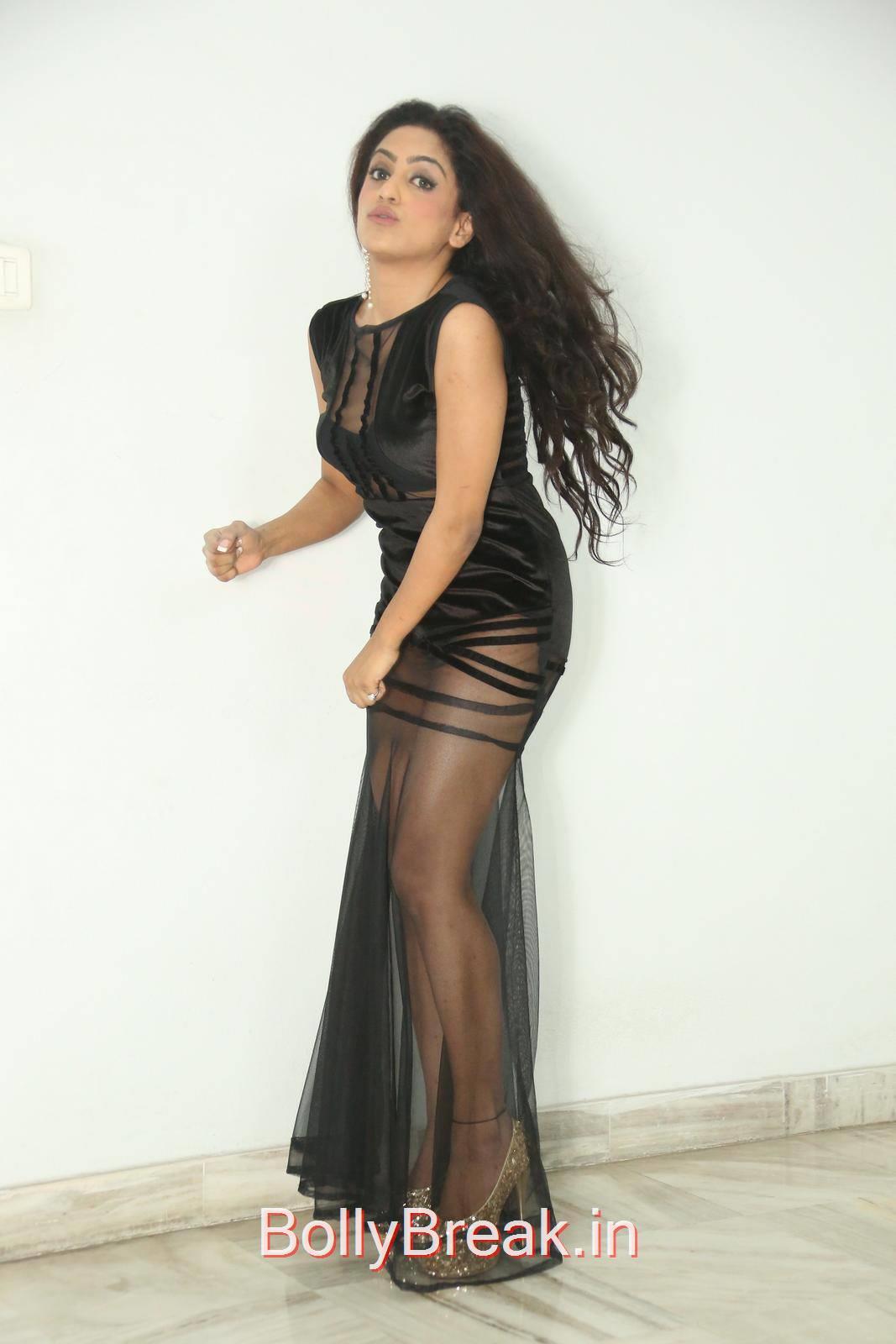 Virti Khanna Photos, Virti Khanna Hot Pics from Calling Bell Movie Audio Launch