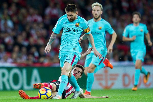 Barcelona venció 2-0 al Athletic - Don Tachón ce261f7eacc5e