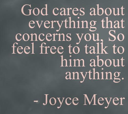 Joyce Meyer Inspirational Quotes