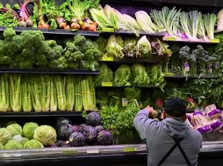 outbreak Romaine lettuce