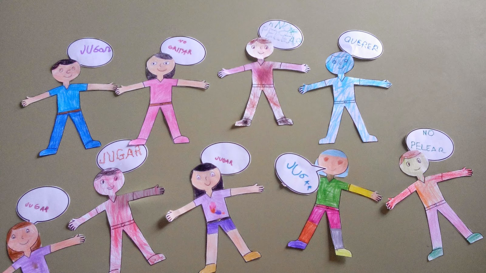 Rincón De Infantil Día De La Paz: El Rinconcito De Infantil: DÍA DE LA PAZ