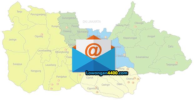 Kumpulan Random Email PT Aktif Area Bogor