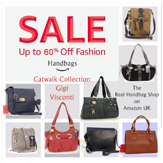 52a02f076e You can get up to 60% off leather handbags at The Real Handbag Shop on  Amazon. Get big brand name bags and handbags at small prices today. Don t  Miss Out!