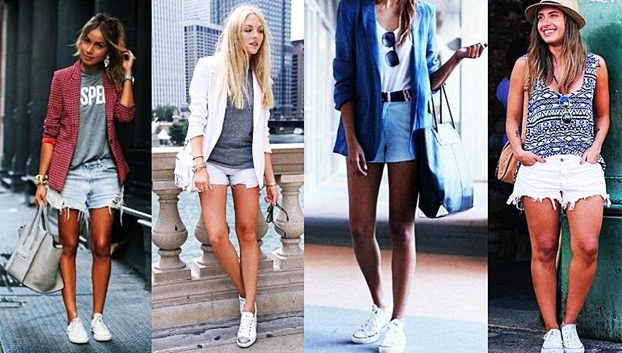 Tênis feminino: veja como combiná-lo com diferentes looks!
