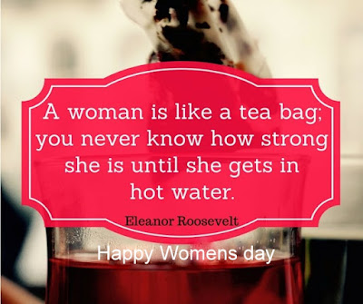 women quotes 696x583 - International Women's Day Images with Quotes