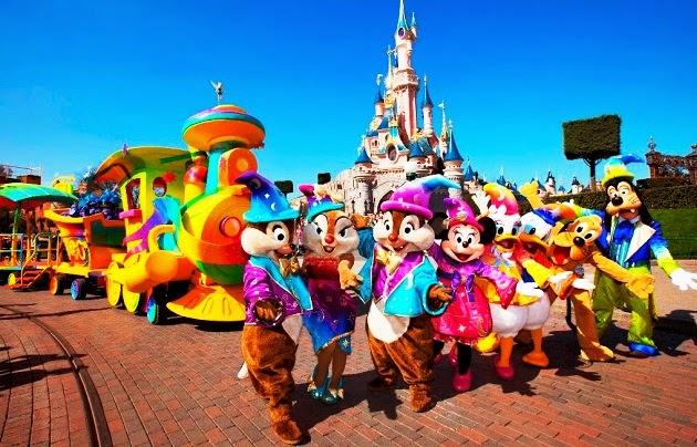 Disneyland Paris O que fazer