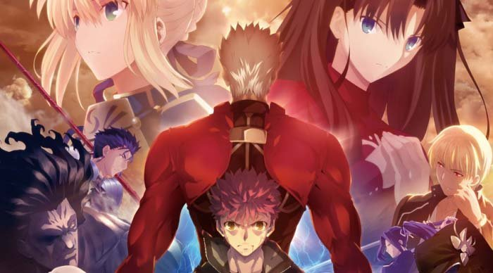 Sakuranime, Fate/stay night: Unlimited Blade Works
