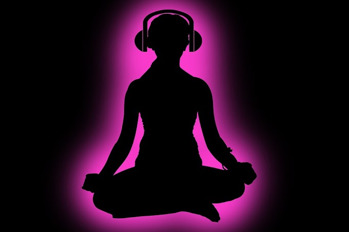 Naad Yoga(concentrate on music/sound)