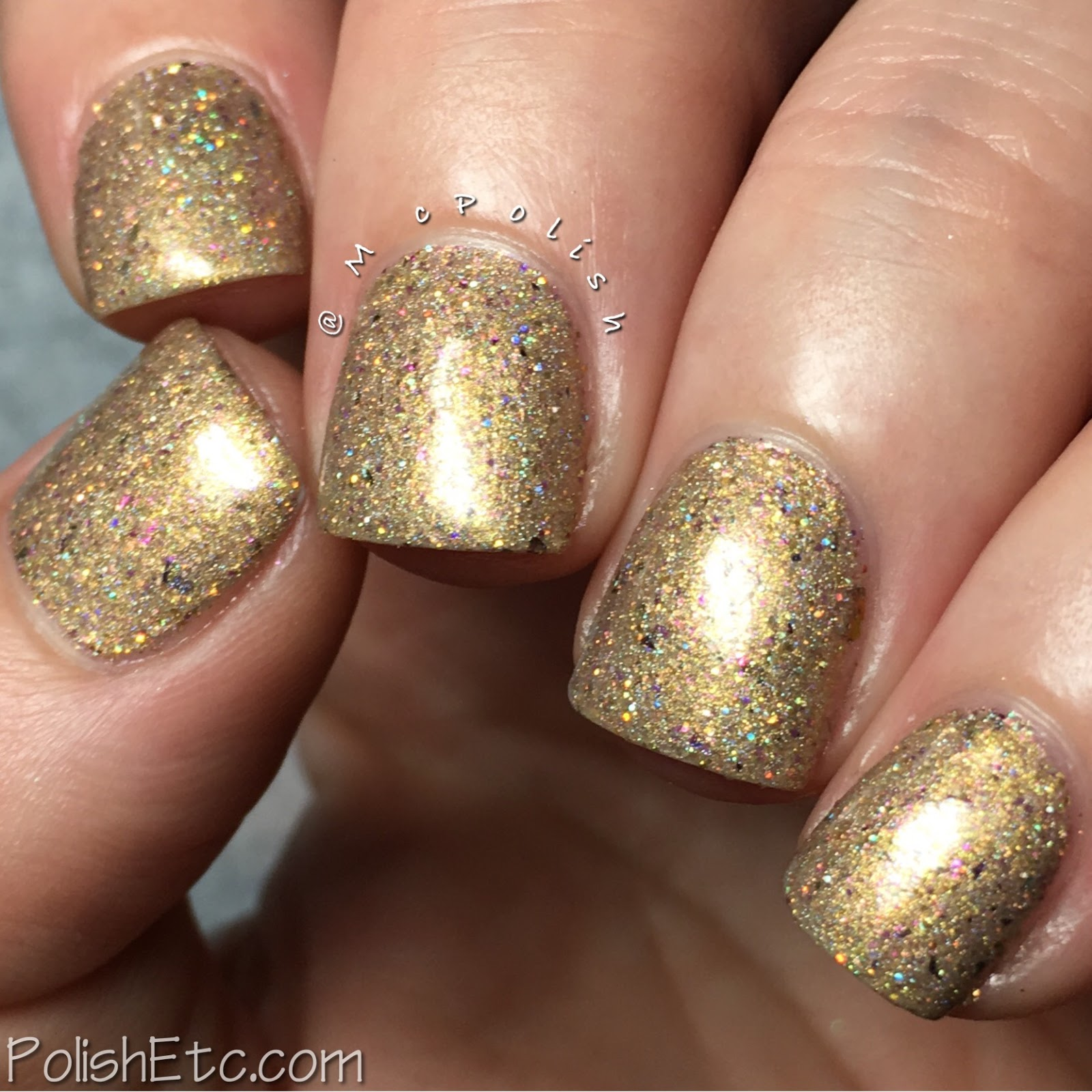 Road to Polish Con - Week 1 - McPolish - Razzle Dazzle Them by Ever After Polish