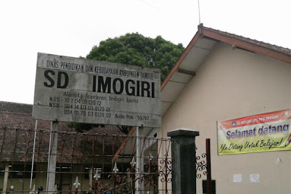 Profil Perpustakaan Sekolah SD 1 IMOGIRI, Desa Imogiri, Bantul Yogyakarta