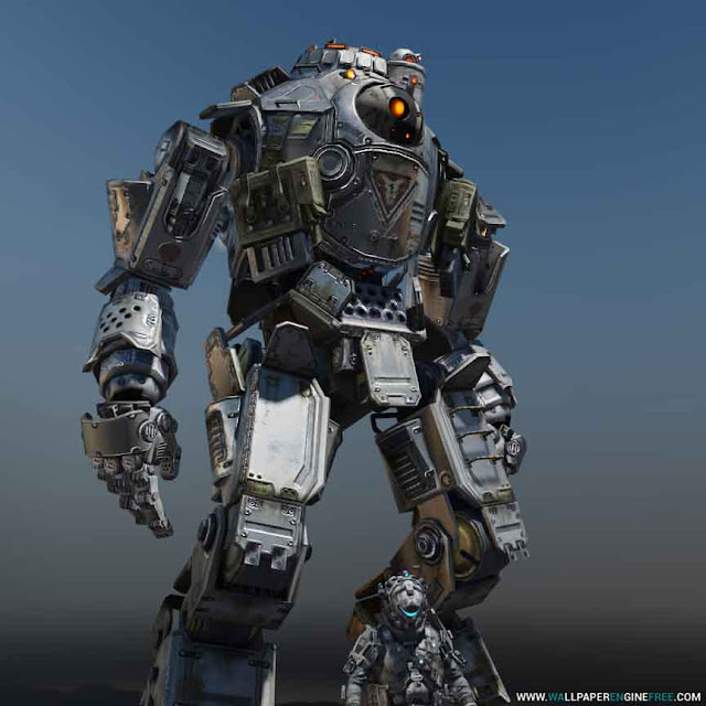 Titanfall 2 Wallpaper Engine Free