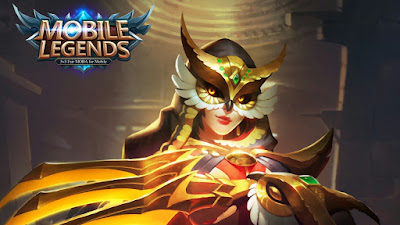 Natalia Starlight Skin Phantom Dancer Mobile Legends
