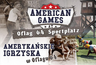 American Games at Oflag 64 Sportplatz