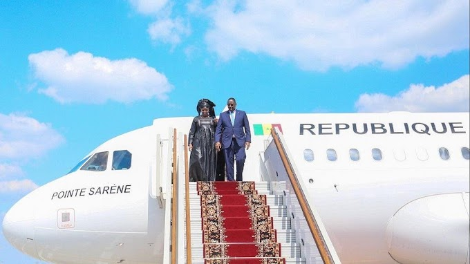 Senegal's president travels to Russia for World Cup match against Poland