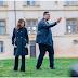 Cantores Gospel, Pamela e Anderson Freire gravam clipe na França