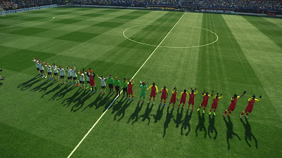 PES 2019 Enhanced Turf Pack + HDR Reshade by Endo