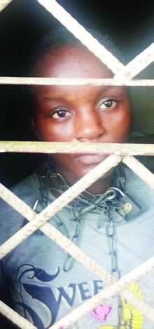 14-year-old girl chained naked by parents for a month regains her freedom (photo)