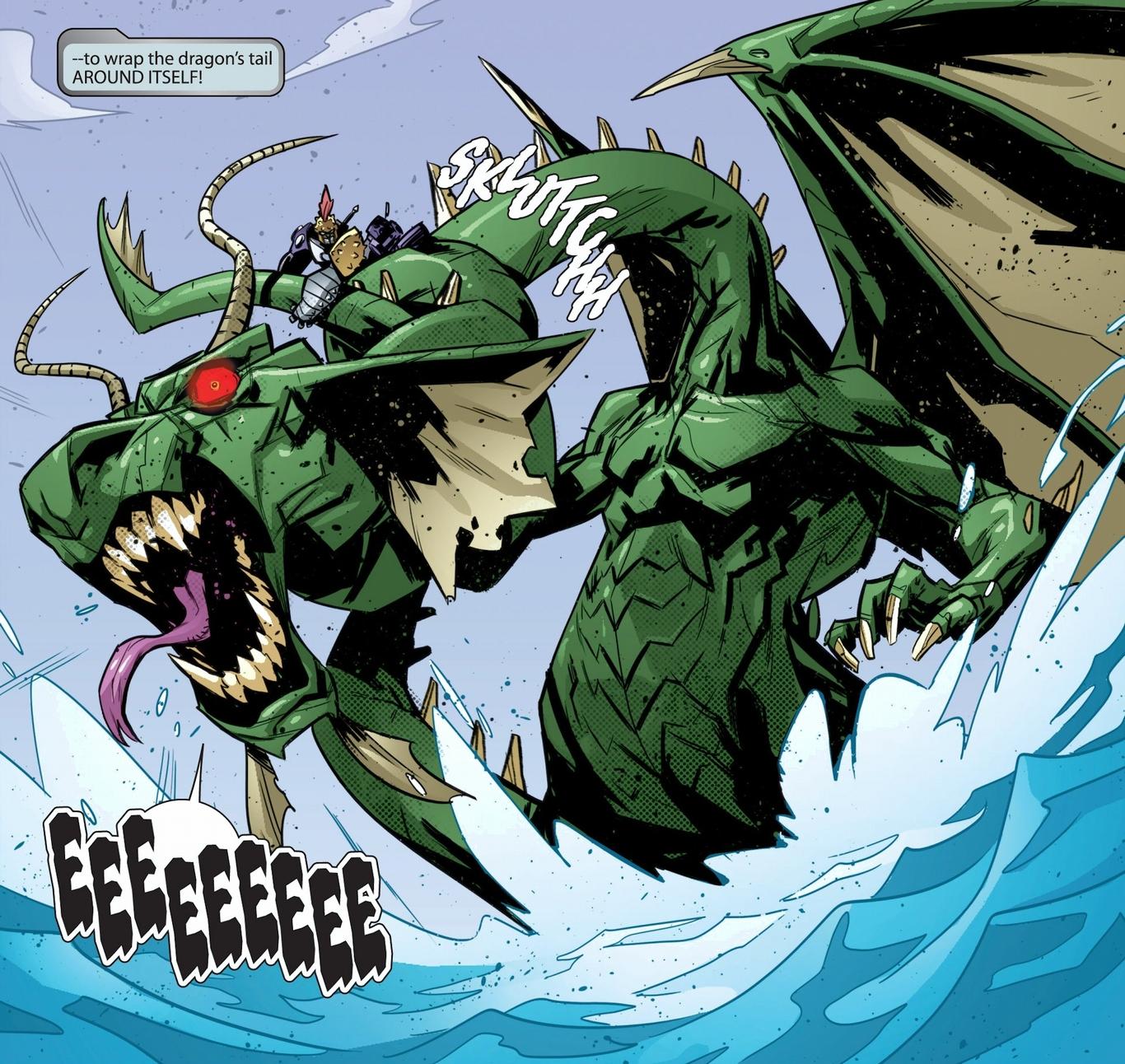 Fin Fang Foom là một con rồng ngoài hành tinh từ Kakaranathara, còn được  gọi là Maklu IV. Ông và một số người khác của cuộc đua của ông rời thế giới  ...