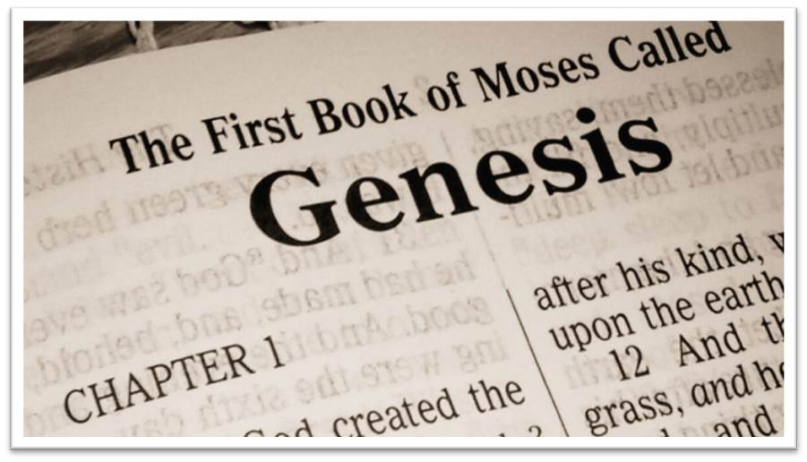 genesis first chapter