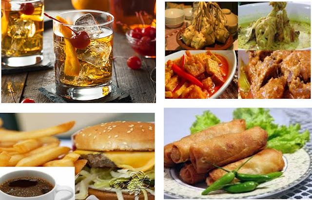 pantangan makanan gondok beracun