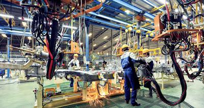 các công ty chế tạo máy tại hưng yên