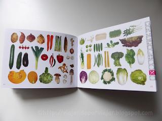 Diccionario visual comida