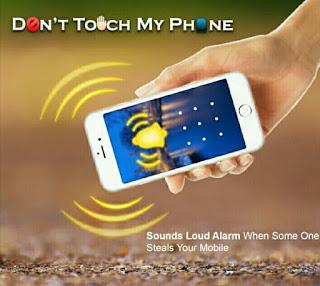 تطبيق يعلمك في حالة التجسس على هاتفك من الاشخاص المحيطين بك