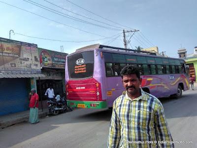Kadambathur Plots - Kadambathur Bus Stop