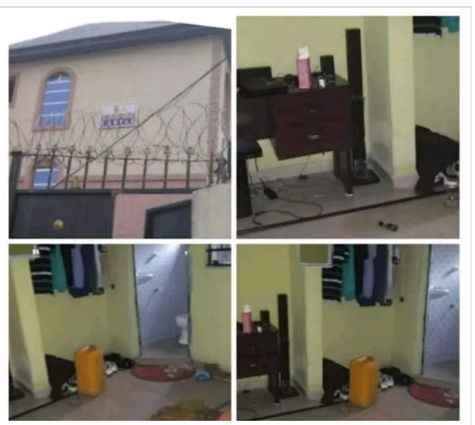 Three FUTO students found dead in hostel - Photos