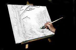 Cara Mudah Dapat Inspirasi Menggambar