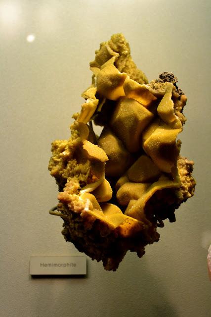 Геміморфіт(Hemimorphite)