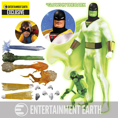 Space Ghost della Mezco in versione Exclusive per la Entertainment Earth
