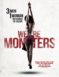 We Are Monsters (2015) [Vose]