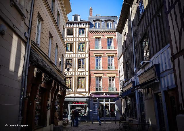 vieux Rouen - Rouen 2015 © Laura Prospero