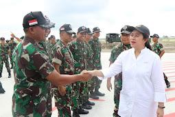 Puan Maharani Apresiasi Pengabdian TNI-POLRI Pasca Bencana NTB Bukti Kedekatan Dengan Rakyat