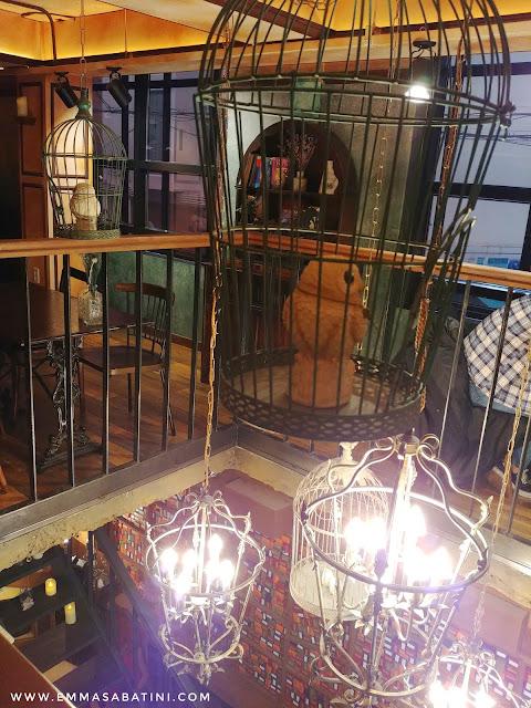 Harry Potter Cafe, Hongdae Seoul
