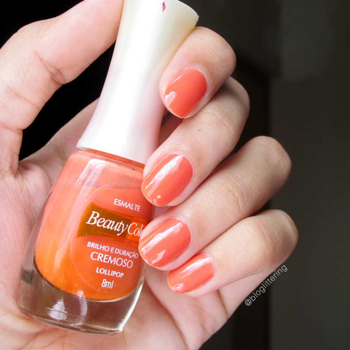 Esmalte Lollipop da Beauty Color