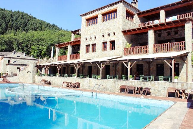 Acheloides Hotel, Kalliroi