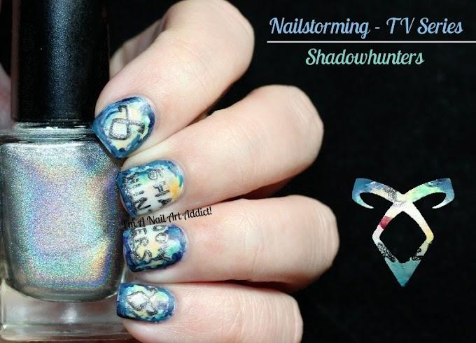 #Nailstorming // TV Series: #Shadowhunters