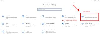 Cara Merubah Bentuk Cursor Mouse Di Windows10 | Wiwapedia