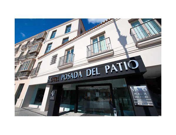 Hotel Vincci Selecci 243 N Posada Del Patio El Blog De Malaga