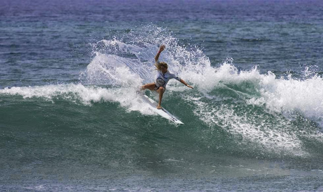 Los Cabos Open Of Surf laura enever