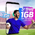 Grameenphone 1GB Internet 8 Tk for 4 Hours