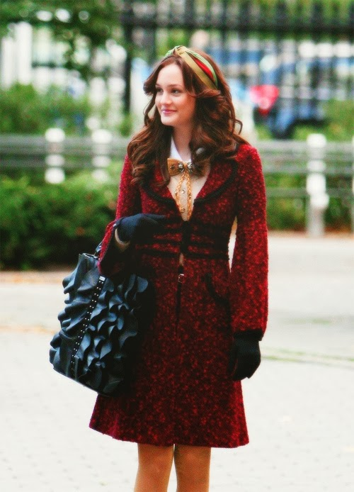 flairberry winter peacoats inspired by blair waldorf