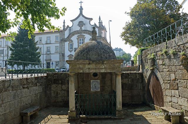 Fuente de Santa Cristina, Viseu