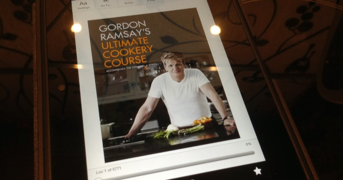 gordon ramsay ultimate cookery course episode guide