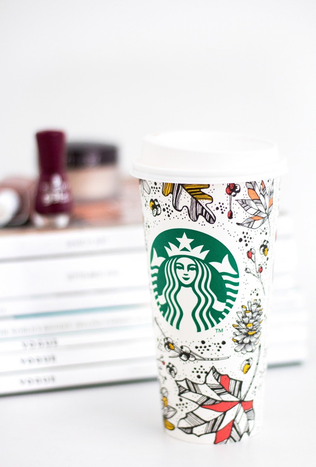 Autumn Starbucks | Autumnal cup