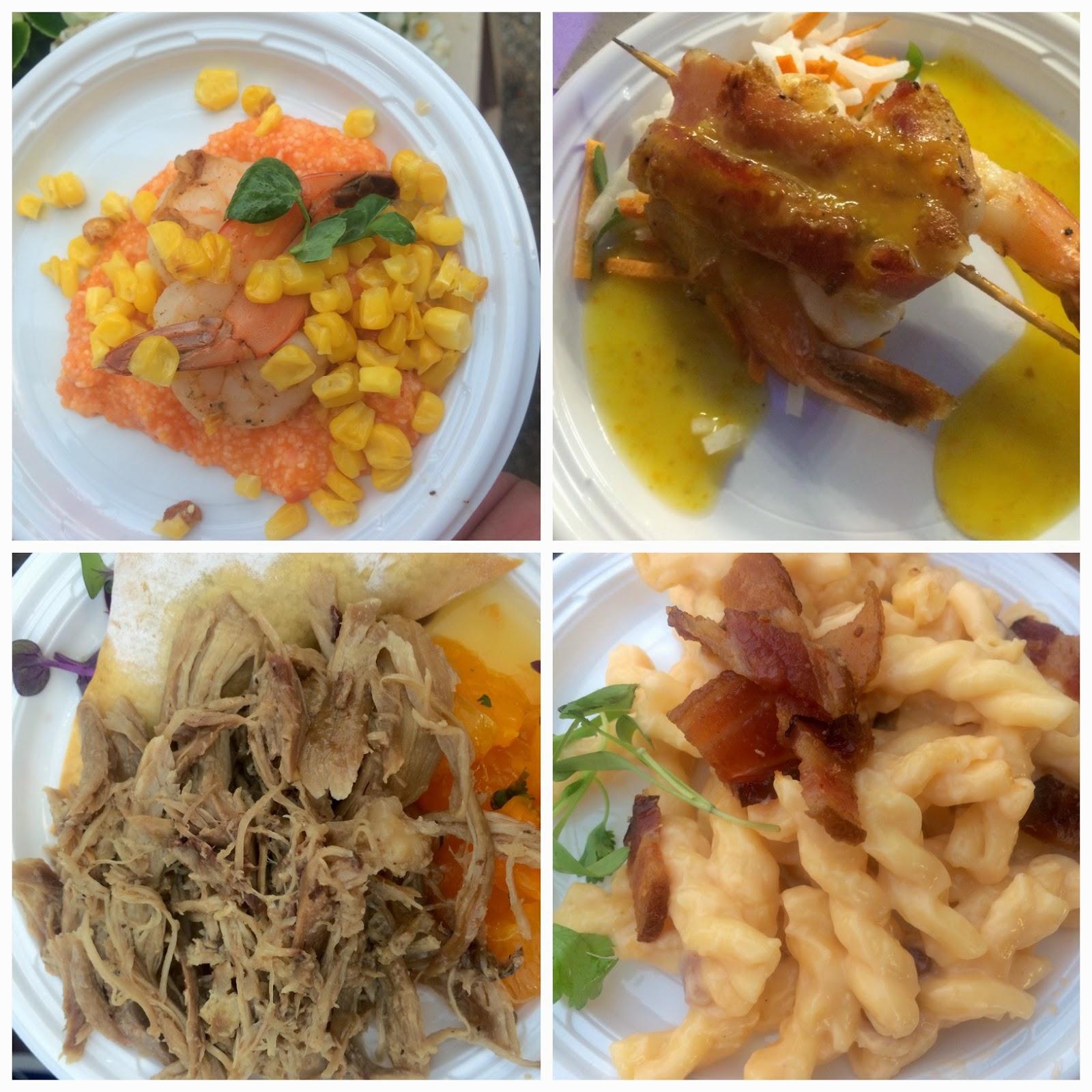 Busch Gardens Food & Wine Festival - Martinis | Bikinis