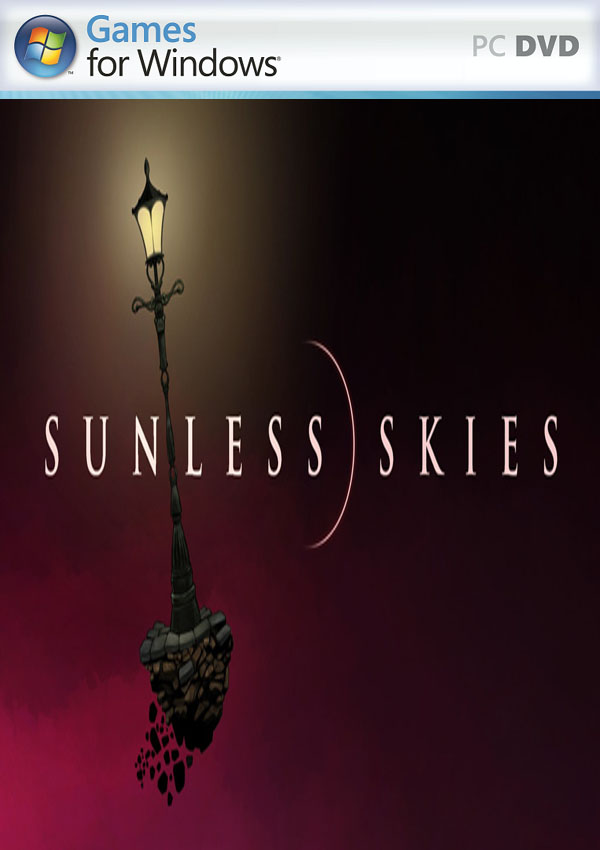 SUNLESS SKIES PC Cover